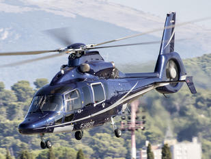 F-HEGT - Private Eurocopter EC155 Dauphin (all models)