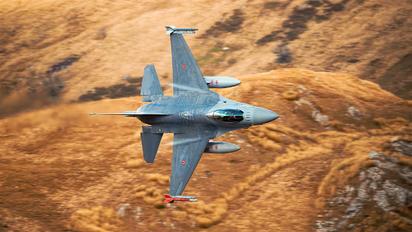 FA-127 - Belgium - Air Force General Dynamics F-16A Fighting Falcon