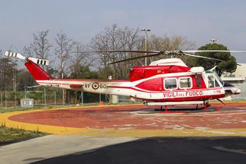 VF60 - Italy - Vigili del Fuoco Agusta / Agusta-Bell AB 412