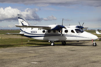 N566CA - Cape Air Tecnam P2012 Traveller
