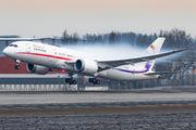 Rare visit of DeerJet Boeing 787 to Helsinki title=