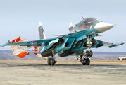29 - Russia - Air Force Sukhoi Su-34 aircraft