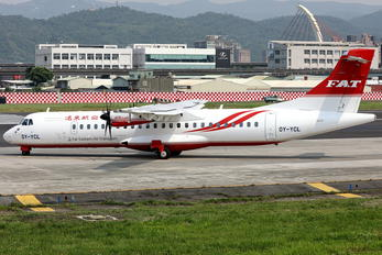 OY-YCL - Nordic Aviation Capital ATR 72 (all models)