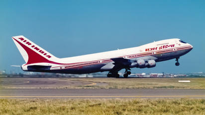 VT-EBN - Air India Boeing 747-200