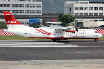 OY-YCE - Nordic Aviation Capital ATR 72 (all models)