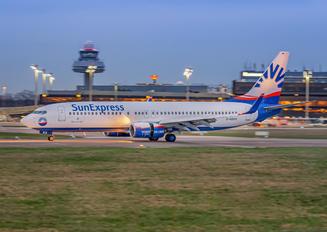 D-ASXX - SunExpress Germany Boeing 737-8AS