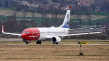 SE-RPJ - Norwegian Air Sweden Boeing 737-86J aircraft