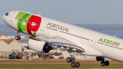 CS-TUA - TAP Portugal Airbus A330neo