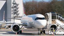 HB-JDA - Swiss Airbus A320 NEO aircraft