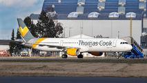 G-TCDD - Thomas Cook Airbus A321 aircraft