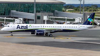 PS-AED - Azul Linhas Aéreas Embraer ERJ-195-E2