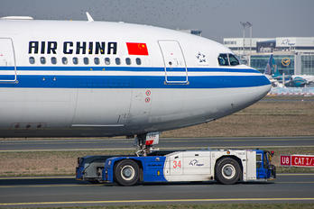 B-6092 - Air China Airbus A330-200