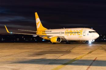 LV-HFR - Flybondi Boeing 737-800