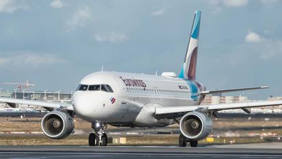OE-IQB - Eurowings Europe Airbus A320
