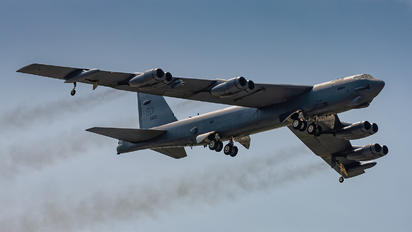 60-0003 - USA - Air Force Boeing B-52H Stratofortress