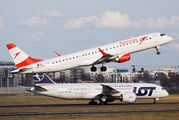 OE-LWM - Austrian Airlines/Arrows/Tyrolean Embraer ERJ-195 (190-200) aircraft
