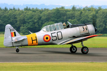 OO-DAF - Private North American Harvard/Texan (AT-6, 16, SNJ series)