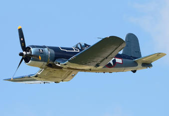 N46RL - Private Goodyear FG Corsair (all models)