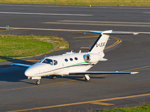 G-LEAC - London Executive Aviation Cessna 510 Citation Mustang