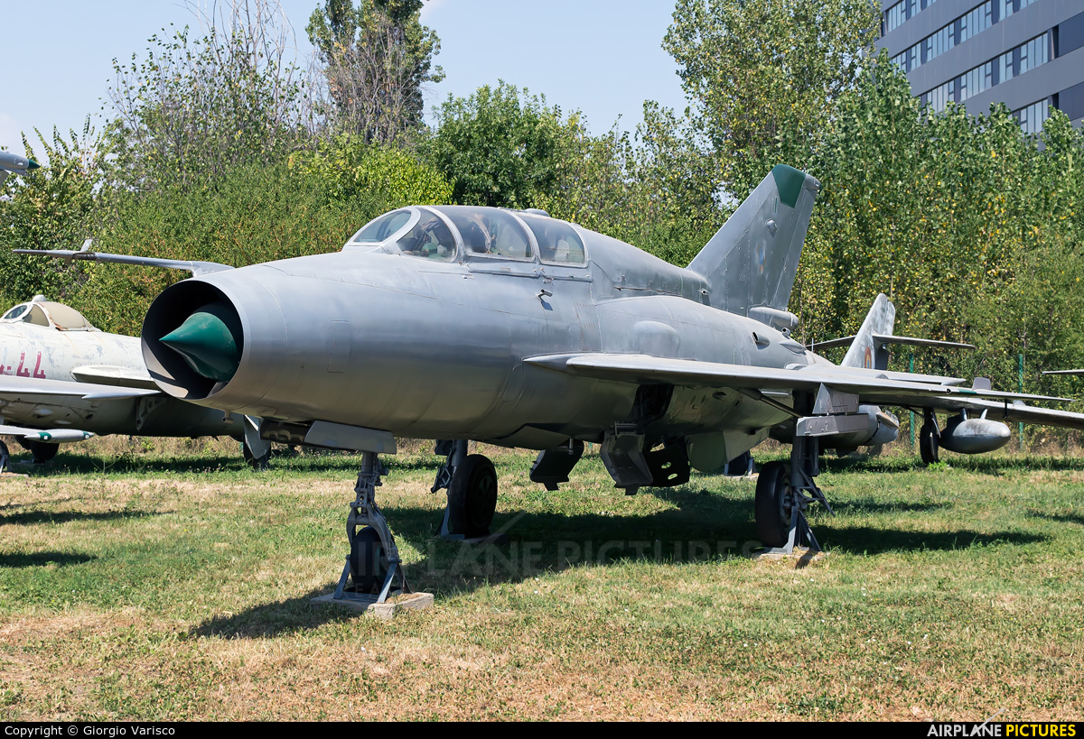 Romania - Air Force 3910 aircraft at Bucharest - Romanian AF Museum