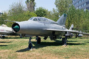 3910 - Romania - Air Force Mikoyan-Gurevich MiG-21US aircraft