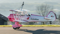 N450D - Private Boeing Stearman, Kaydet (all models) aircraft