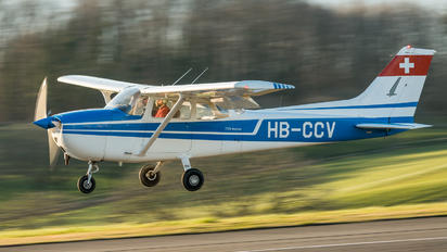 HB-CCV - Aeroformation Cessna 172 Skyhawk (all models except RG)