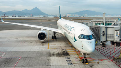B-LXH - Cathay Pacific Airbus A350-1000