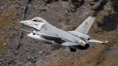 FA-133 - Belgium - Air Force General Dynamics F-16A Fighting Falcon