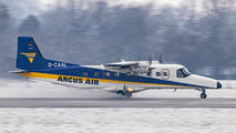 D-CAAL - Arcus Air Dornier Do.228 aircraft