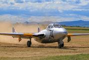 WZ507 - Vampire Preservation Group de Havilland DH.115 Vampire T.11 aircraft
