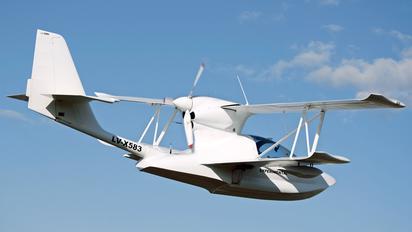 LV-X583 - Private EDRA Aeronautica Super Petrel LS