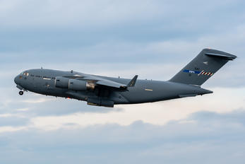 01 - Hungary - Air Force Boeing C-17A Globemaster III