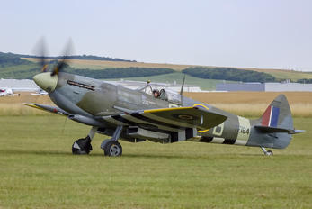 TE184 - Private Supermarine Spitfire Mk XVI