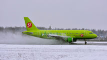 VP-BHV - S7 Airlines Airbus A319 aircraft