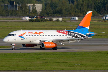 RA-89136 - Azimuth Sukhoi Superjet 100