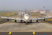 TF-AAE - Saudi Arabian Airlines Boeing 747-400 aircraft
