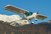 I-D395 - Private Fly Synthesis Storch aircraft
