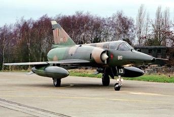 BR-13 - Belgium - Air Force Dassault Mirage V BR