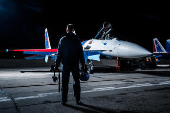 50 BLUE - Russia - Air Force Sukhoi Su-35S