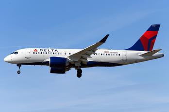N122DU - Delta Air Lines Airbus A220-100