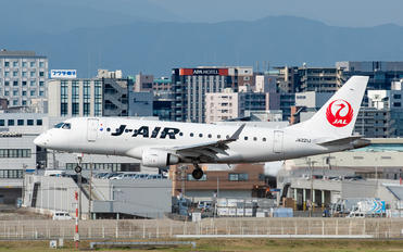 JA221J - J-Air Embraer ERJ-170 (170-100)