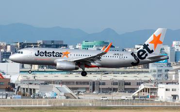 JA15JJ - Jetstar Japan Airbus A320