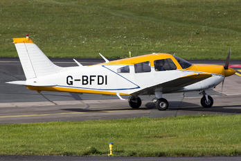 G-BFDI - Private Piper PA-28-161 Cherokee Warrior II