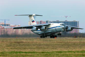 RA-76599 - Russia - Air Force Ilyushin Il-76 (all models)