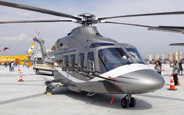 TC-HKU - Kaan Air Agusta Westland AW139