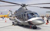 TC-HKU - Kaan Air Agusta Westland AW139 aircraft