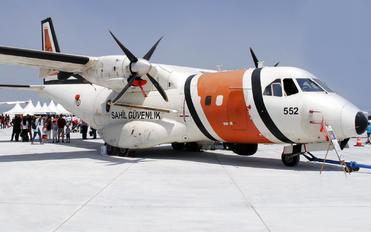 TCSG-552 - Turkey - Coast Guard Casa CN-235M