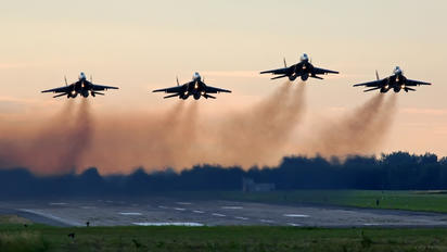 - - Belarus - Air Force Mikoyan-Gurevich MiG-29