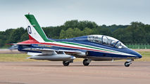 "MM54500 - Italy - Air Force ""Frecce Tricolori"" Aermacchi MB-339-A/PAN aircraft"